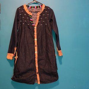 Hammock Dress Made in Nepal,Nepalese Unique Dress